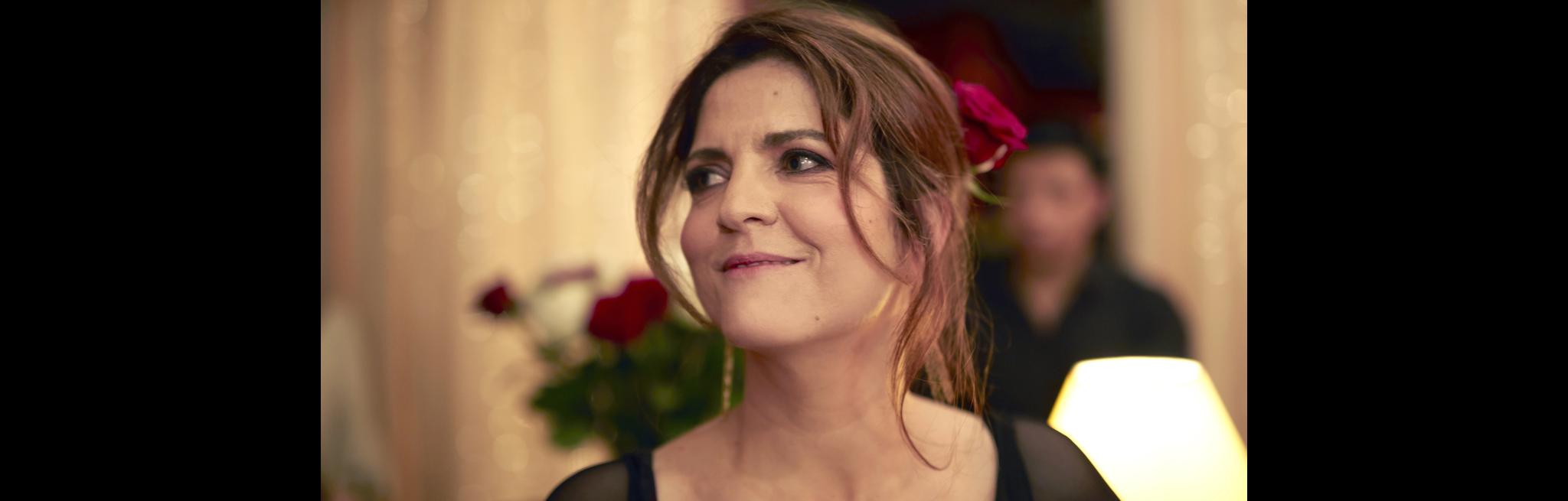 """Filmplakat für """"Madame Aurora und der Duft von Frühling"""""""