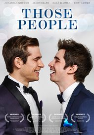 "Filmplakat für ""Those People"""