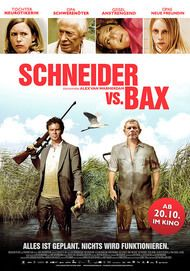 """Filmplakat für """"Schneider vs. Bax"""""""