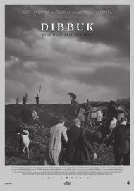 """Filmplakat für """"Dibbuk - Eine Hochzeit in Polen"""""""