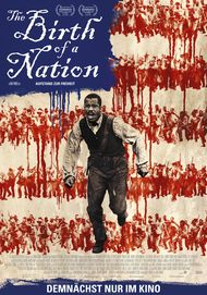 "Filmplakat für ""The Birth of a Nation - Aufstand zur Freiheit"""