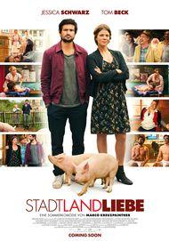 """Filmplakat für """"Stadtlandliebe"""""""