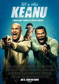 """Filmplakat für """"Keanu"""""""