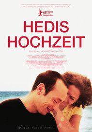 """Filmplakat für """"Hedis Hochzeit"""""""