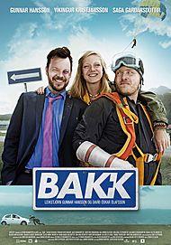 """Filmplakat für """"Bakk - Rückwärts"""""""