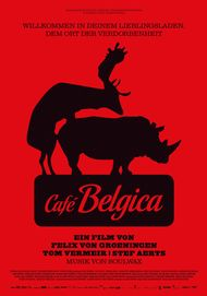 "Movie poster for ""Belgica"""