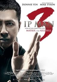 """Filmplakat für """"Ip Man 3"""""""