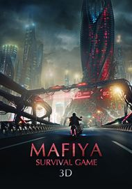 "Movie poster for ""Mafiya - Survival Game"""