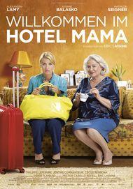 """Filmplakat für """"Willkommen im Hotel Mama"""""""