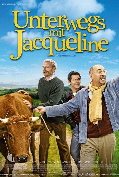 """Filmplakat für """"Unterwegs mit Jacqueline"""""""