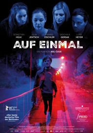 "Movie poster for ""Auf einmal"""