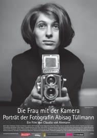 """Filmplakat für """"Die Frau mit der Kamera - Abisag Tüllmann"""""""