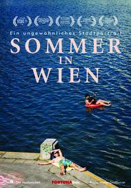 """Filmplakat für """"Sommer in Wien"""""""