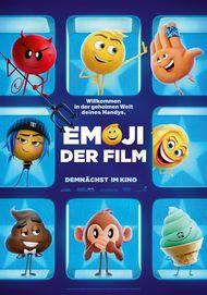 """Filmplakat für """"Emoji - Der Film"""""""