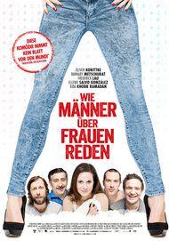 """Filmplakat für """"Wie Männer über Frauen reden"""""""