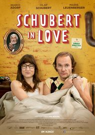 "Filmplakat für ""Schubert in Love"""