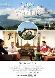 """Filmplakat für """"Café Waldluft"""""""