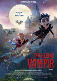 "Movie poster for ""THE LITTLE VAMPIRE"""