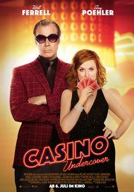 """Filmplakat für """"Casino Undercover"""""""