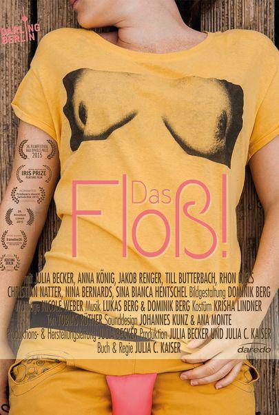 """Filmplakat für """"Das Floß!"""""""