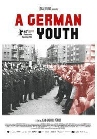 "Movie poster for ""A GERMAN YOUTH"""