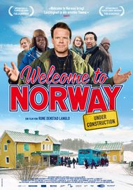"Filmplakat für ""Welcome to Norway"""