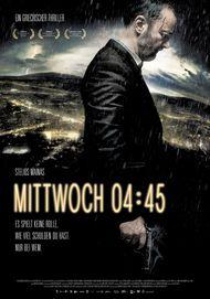 """Filmplakat für """"Mittwoch 04:45"""""""