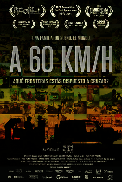 "Movie poster for ""A 60 km/h - Cinespanol 5"""