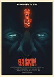 """Movie poster for """"Baskin"""""""