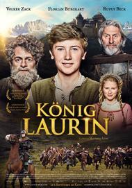 """Filmplakat für """"König Laurin"""""""