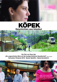 """Filmplakat für """"Köpek - Geschichten aus Istanbul"""""""
