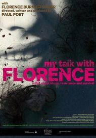 "Filmplakat für ""My Talk with Florence"""