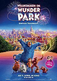 """Filmplakat für """"Willkommen im Wunder Park"""""""