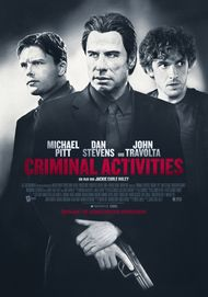 "Filmplakat für ""Criminal Activities"""