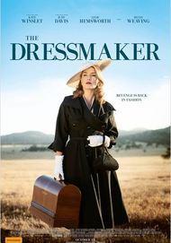 """Filmplakat für """"THE DRESSMAKER"""""""