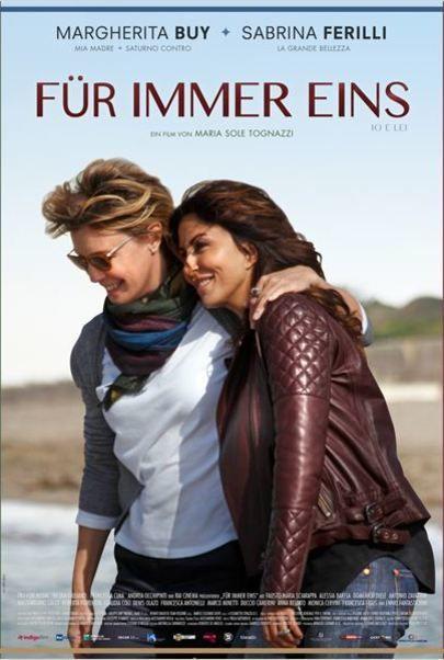 """Filmplakat für """"Für immer eins"""""""