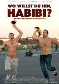 """Filmplakat für """"Wo willst du hin, Habibi?"""""""