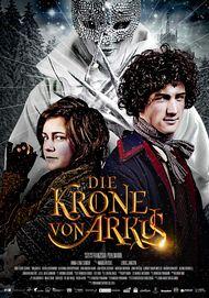 """Filmplakat für """"Die Krone von Arkus"""""""