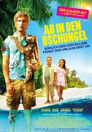 """Filmplakat für """"Ab in den Dschungel"""""""