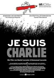 "Movie poster for ""Je suis Charlie"""