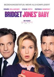 "Filmplakat für ""BRIDGET JONES BABY"""