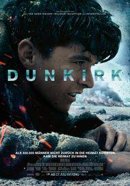 """Filmplakat für """"DUNKIRK """""""