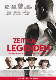 """Filmplakat für """"Zeit für Legenden"""""""