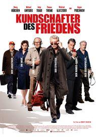 """Filmplakat für """"Kundschafter des Friedens"""""""