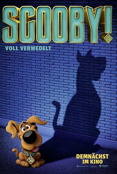 """Filmplakat für """"SCOOBY!"""""""