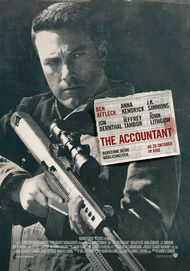 "Filmplakat für ""THE ACCOUNTANT"""