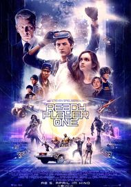 "Filmplakat für ""READY PLAYER ONE"""