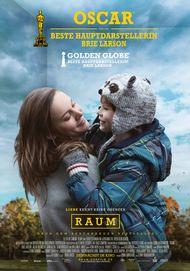 """Filmplakat für """"Raum"""""""