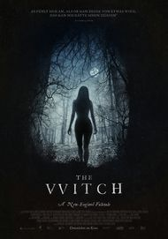 "Filmplakat für ""THE WITCH"""