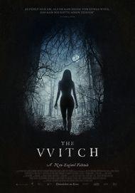 """Filmplakat für """"THE WITCH"""""""